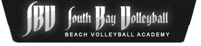 South Bay Volleyball logo