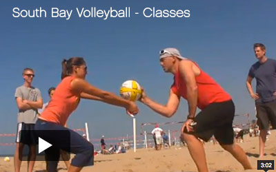 South Bay Volleyball Classes Video